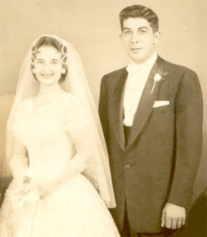 Brother Joe and His Wife, Mary Jane